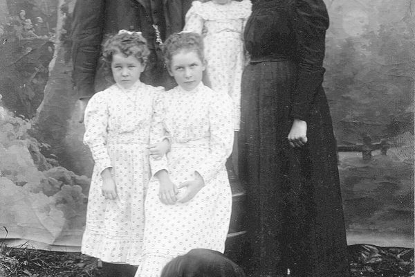1 Familie Wolfgang Wurzer 1912